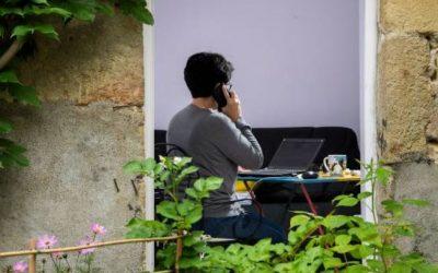 Télétravail : aménager son espace de travail et bouger