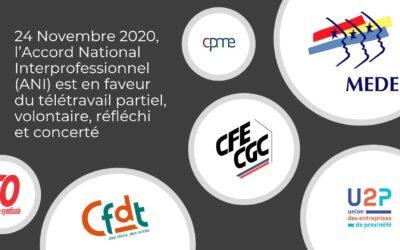 L'Accord National Interprofessionnel du 24 novembre 2020, les principaux points à retenir
